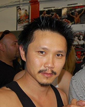Steven Ho (martial artist) - Image: Steven Ho (cropped)
