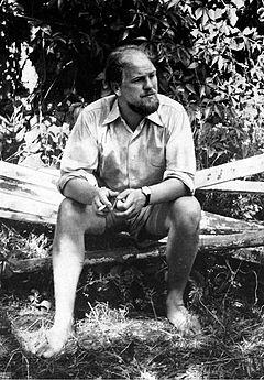 Stig Sjödin omkring 1960