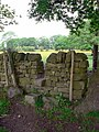 Stile in stone wall, Horsforth - geograph.org.uk - 835590.jpg