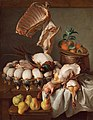 Still Life with Dressed Game, Meat, and Fruit A17706.jpg