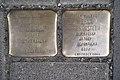 Stolperstein Duisburg 500 Altstadt Kuhlenwall 44 2 Stolpersteine.jpg