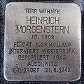 Stolperstein Gangelt Wallstraße 10 Heinrich Morgenstern.jpg