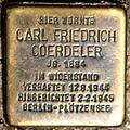 Stolperstein Solingen Birkerstr. 5 Carl Friedrich Goerdeler.jpg