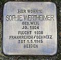 Stolperstein Sophie Wertheimer Kehl.jpg