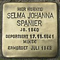 Stolperstein Verden - Selma Johanna Spanier (1940).jpg