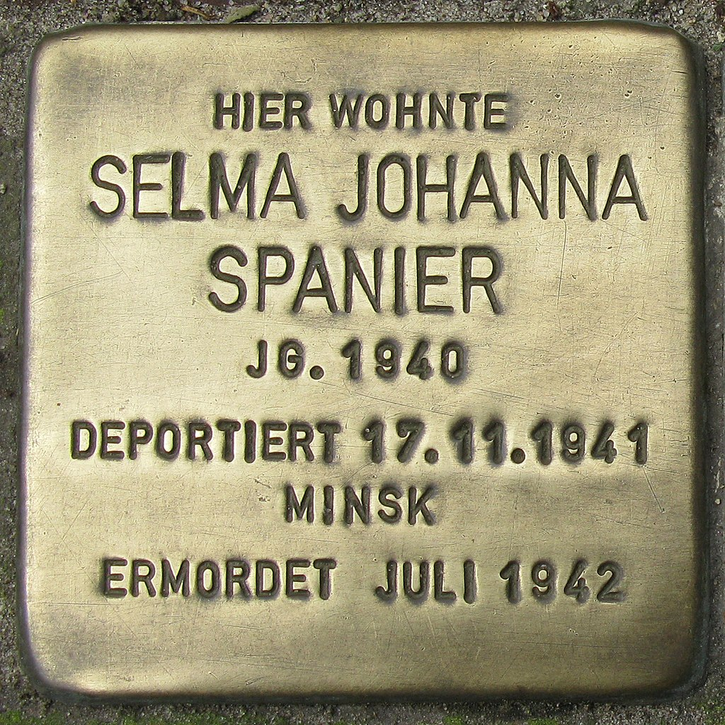 Selma Johanna Spanier