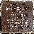 Stolperstein für Berta Samuel.jpg