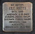 Stolperstein für Iole Rietti.JPG