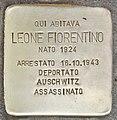 Stolperstein für Leone Fiorentino (Rom).jpg