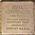 Stolperstein für Maria Kerndlbacher (Salzburg).jpg