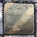 Stolperstein für Marie Kahle in Hannover.jpg