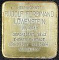 Stolpersteine Köln Neue Maastrichter Strasse 3 Rudolf Ferdinand Löwenstein 2017.jpg
