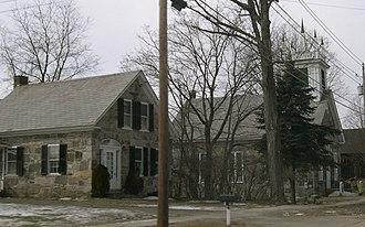 Chester, Vermont - Image: Stone Village, Chester, Vermont