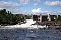 Stornorrfors - vattenkraftsverk