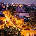 Strada Vulturilor - Bucharest, Romania - Travel photography (33785881754).jpg
