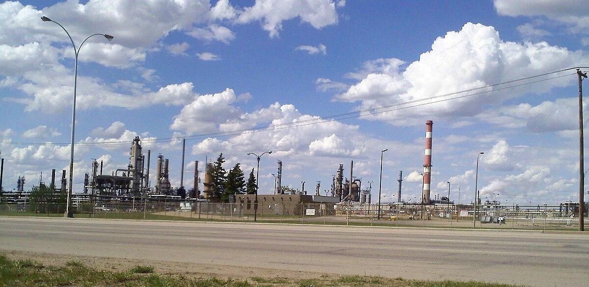strathcona refinery wikipedia