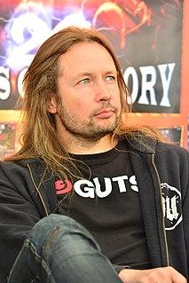 Timo Kotipelto Finnish musician
