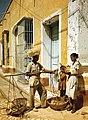 Street vendor and patrons- Havana, Cuba (8670967283).jpg
