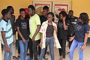 Students of the University OF Ilorin. 01.jpg