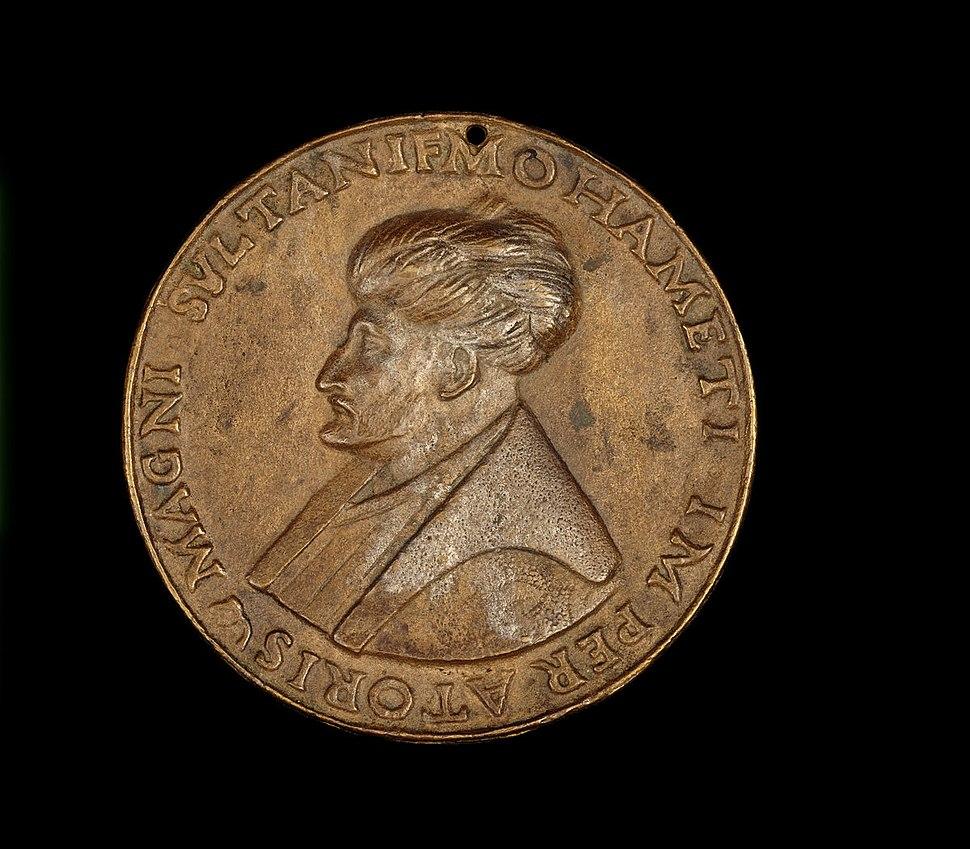 Sultan Mehmed the Conqueror (1432-1481