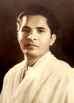 Sunil Santha - Image: Sunil Santha (1915 1981)