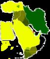 Sunnisme et Chiisme au Proche-Orient.png