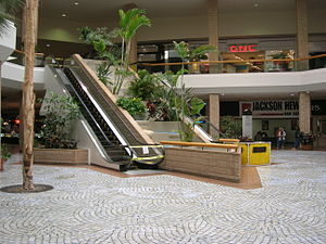 The Legend of Billie Jean - Sunrise Mall in Corpus Christi, Texas. Location of the money handover cheat and subsequent chase.