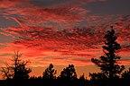 Sunset in the Oregon Badlands (16559062463).jpg