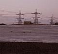 Sunset pillbox on the hill - geograph.org.uk - 643232.jpg