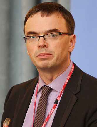 Minister of Foreign Affairs (Estonia) - Image: Sven Mikser 2014