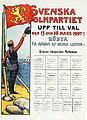 Svenska folkpartiet election poster 1907.jpg