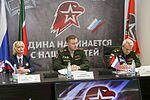 Svetlana Khorkina, Mikhail Baryshev, Nikolai Pankov.jpg