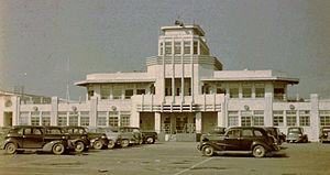 Swan Island Municipal Airport