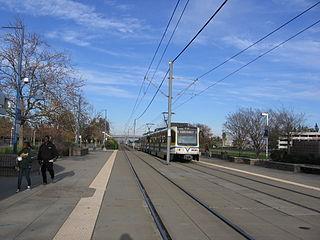 Swanston station