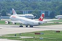 HB-JME - A343 - Edelweiss Air