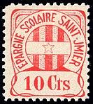 Switzerland St. Imier school revenue 10c red unused.jpg