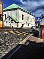 Synagoga 1630 1942 rok Chmielnik ulica Wspólna 14 OŚRODEK EDUKACYJNO-MUZEALNY ŚWIĘTOKRZYSKI SZTETL B.jpg