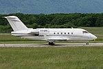 T7-GFA Canadair CL-600-2A12 Challenger 601 CL60 - Golden Falcon Aviation (18485832308).jpg
