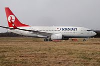 TC-JKO - B737 - Turkish Airlines