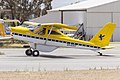 TECNAM P92 Tail Dragger (24-8357) parked in the general aviation area at Wagga Wagga Airport.jpg