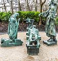 THE VICTIMS BY ANDREW O'CONNOR IN MERRION SQUARE PARK (1874 - 1941)-112782 (26052180825).jpg