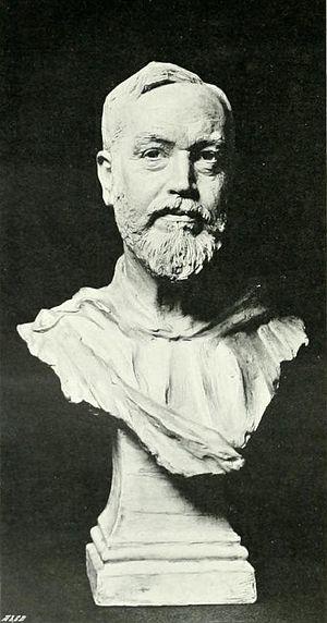 T. H. Thomas - Bust by Goscombe John