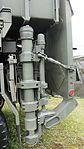 TRDI Chu-SAM(Launcher Unit,Prototype) outrigger at JGSDF Camp Aonohara June 5, 2016.jpg
