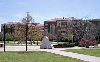 Texas Tech University College of Education - Image: TT Ueducation