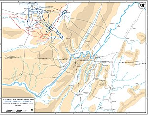 Tullahoma Campaign - Tullahoma Campaign (additional map).
