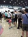TW 台灣 Taiwan 大園 Dayuan 臺灣桃園國際機場 Taipei Taoyuan International Airport arrival zone August 2019 SSG 28.jpg