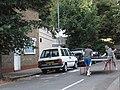 Table tennis in the street - geograph.org.uk - 897722.jpg