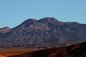Taftan (volcano) - Image: Taftan Volcano
