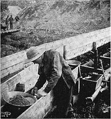 panning for gold approach