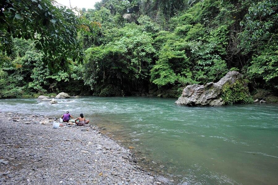 Tangkahan buluh river 09N8978